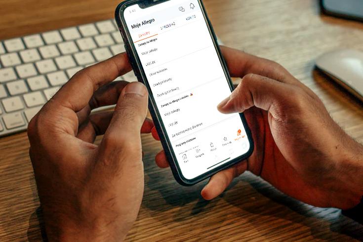 Aplikacja Allegro Kredyty - Uważaj
