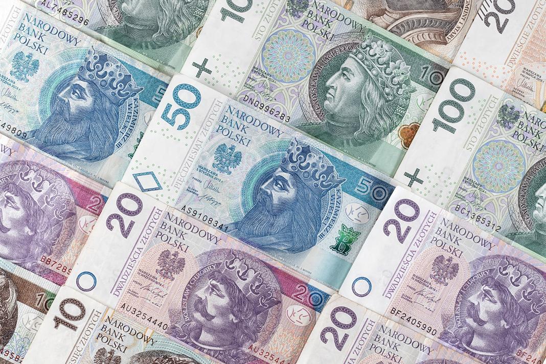 Płaca minimalna w 2021 wzrośnie o 200 zł względem roku 2020