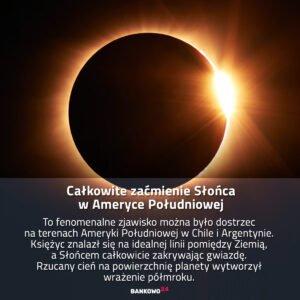 Całkowite zaćmienie Słońca