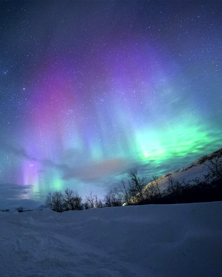 Zorza polarna / fot. Lightscape